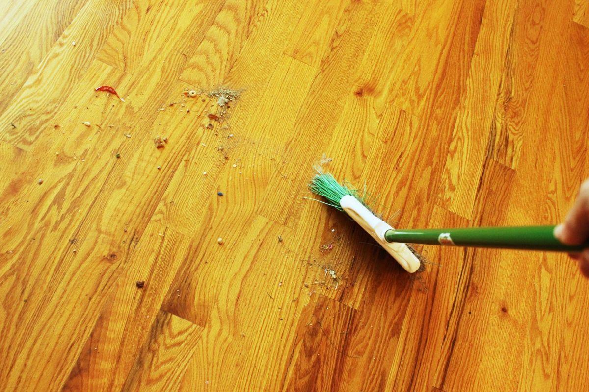 Holzfußboden Reinigen ~ So reinigen sie holzböden wie man reinigt pinterest