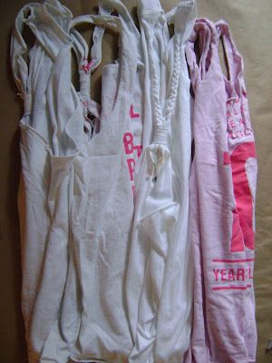 42c6eb565e3 I just made three of these! make your own workout tanks from old shirts.  Genius!