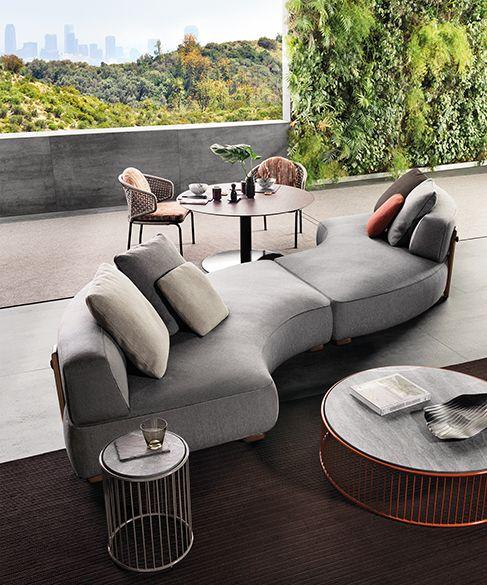 Forum divano modulare centro stanza - Divano al centro della stanza ...