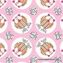 little menagerie hooty the owl on pink by melly & me