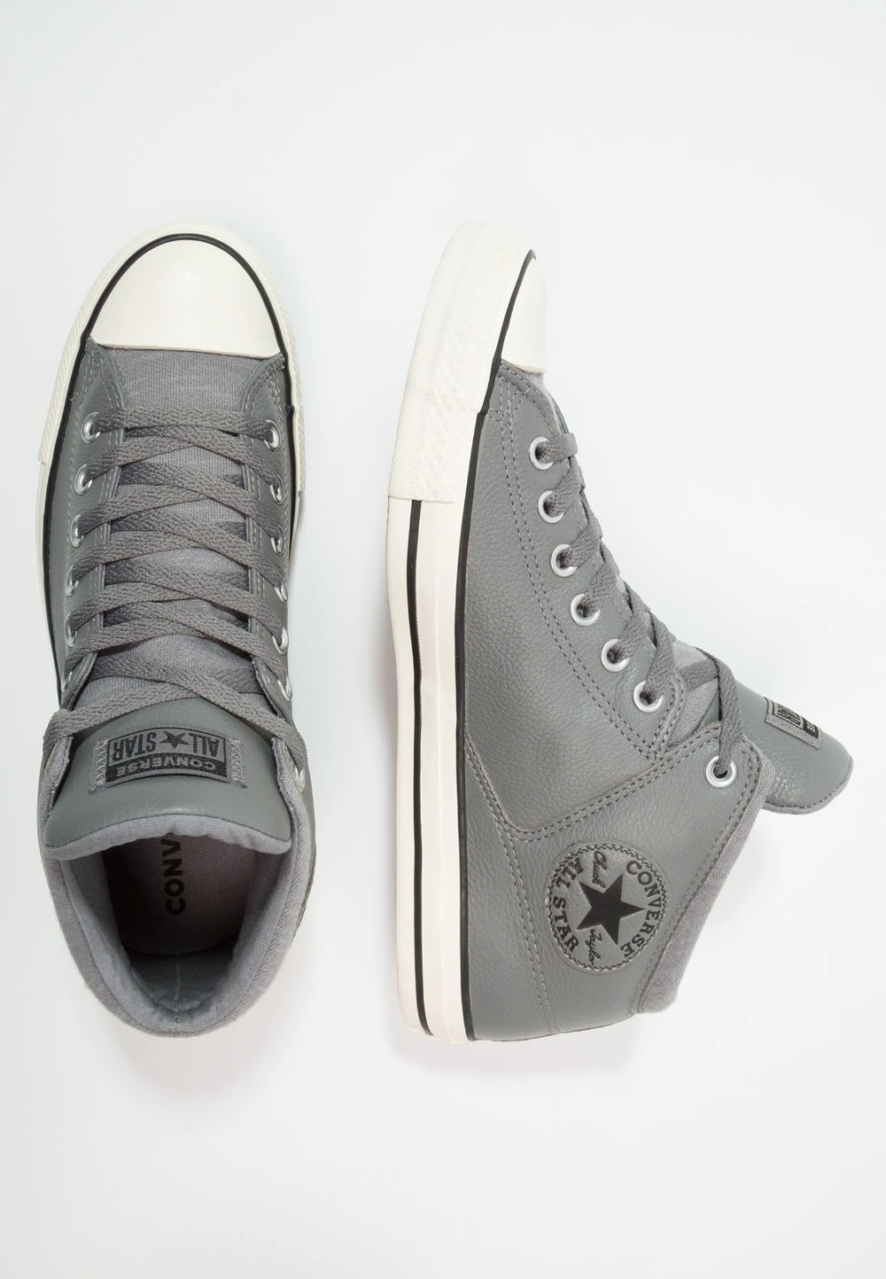 CHUCK TAYLOR ALL STAR STREET - Sneakers hoog - mason/black ...