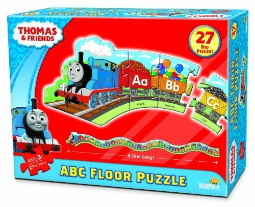 Thomas Abc 6 Floor Puzzle By Briar Patch 14 99 For Ages