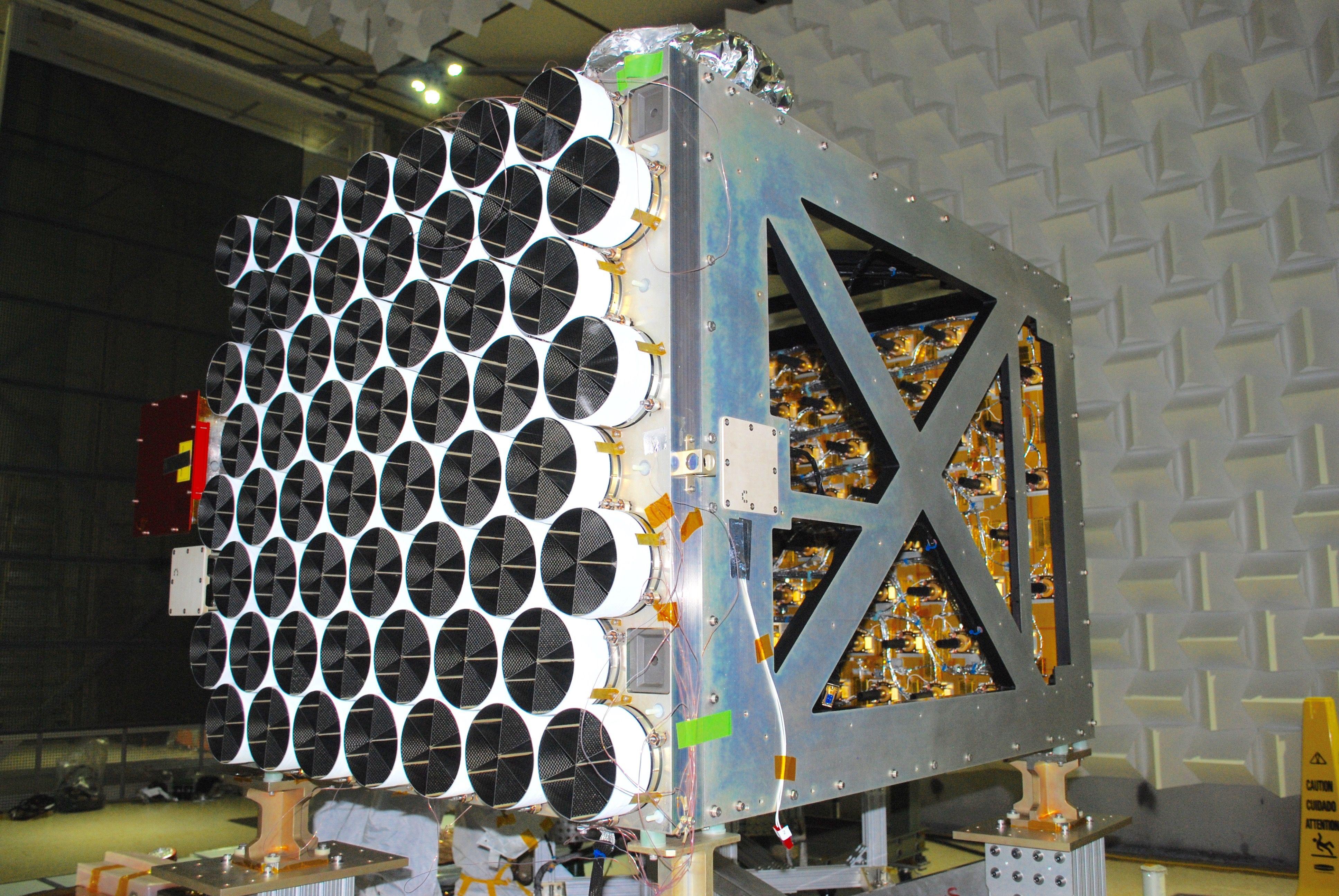 ISS To Get Instrument To Study Neutron Stars