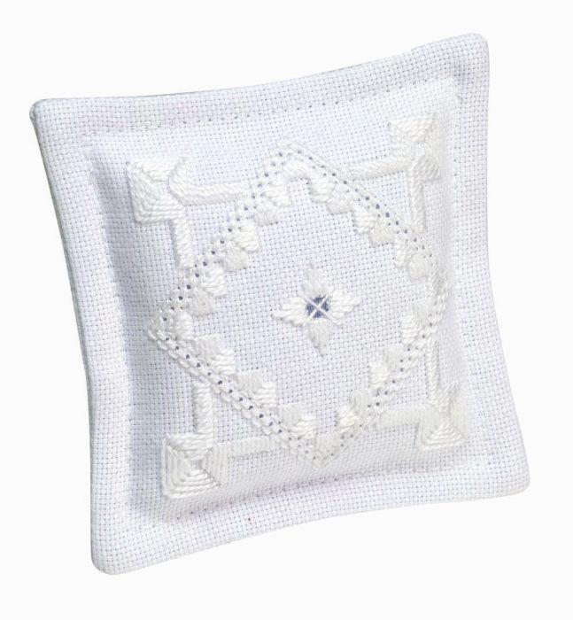 White Diamond Pincushion