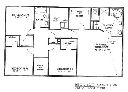 Best 2nd Story Floor Plan Google Search Home Layout Design House Layouts Floor Plans