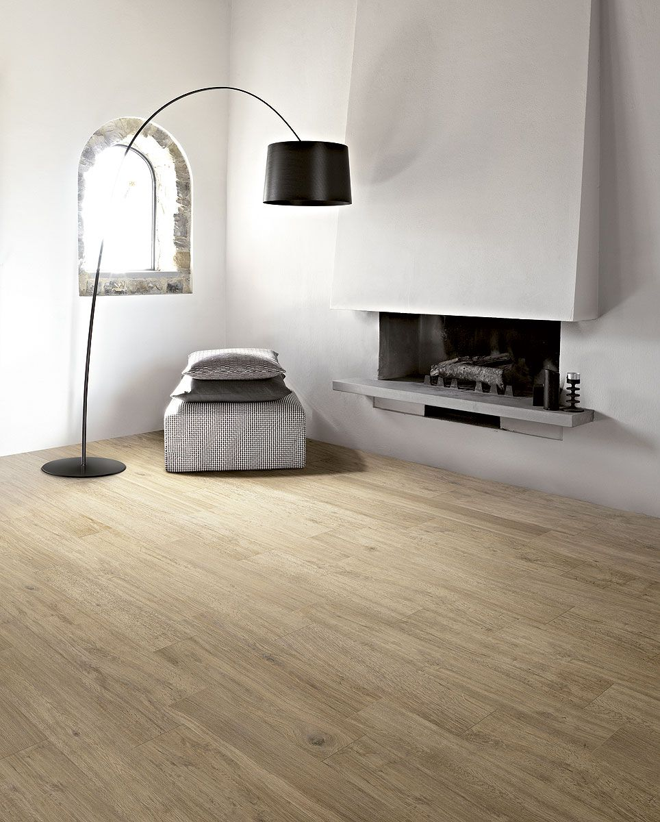 Carrelage imitation parquet sol int rieur fusion legno for Carrelage sol interieur gris clair