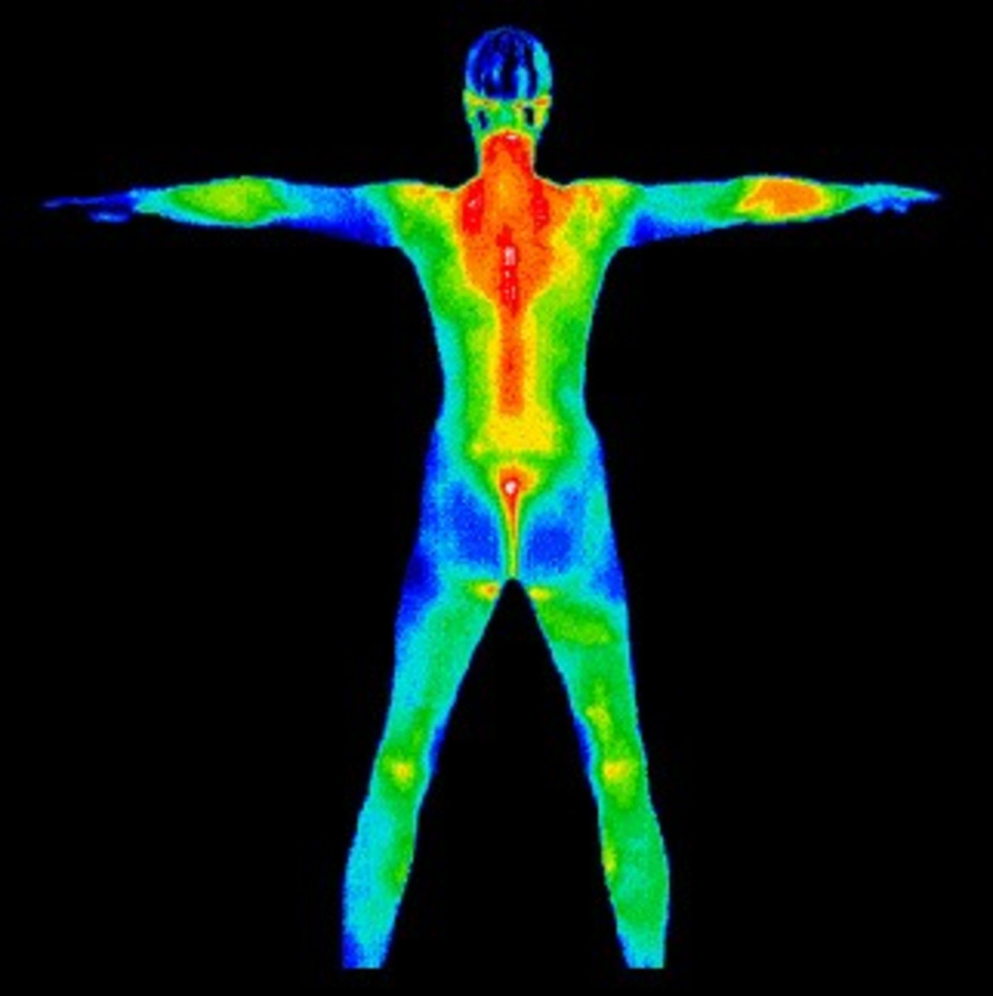Image result for infrared man