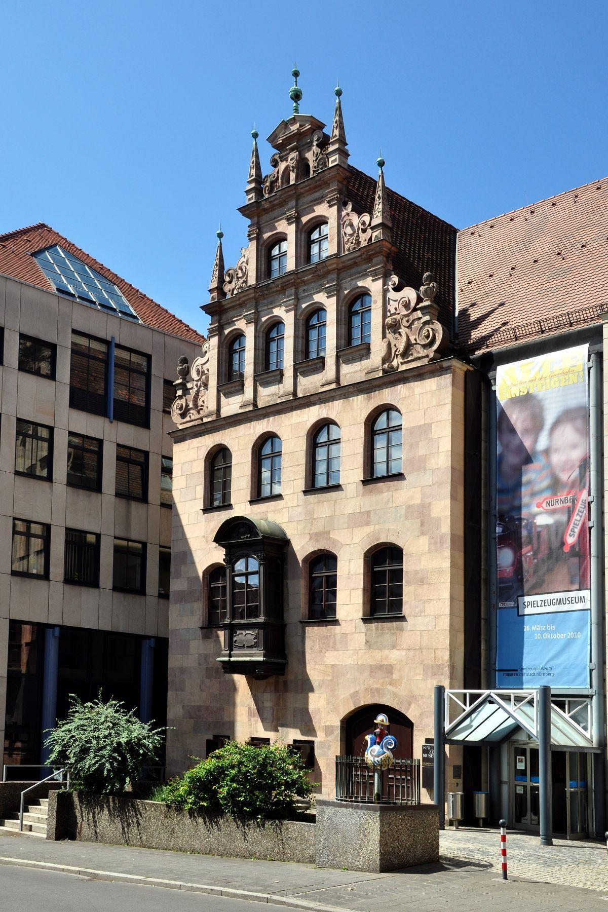 Spielzeugmuseum - Nürnberg Nuremberg Germany Alemania ...