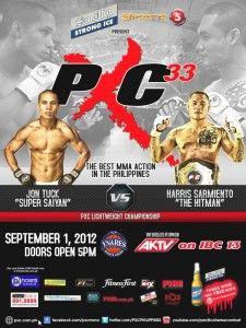 PXC 33 – die besten MMA Fighter der Philippinen geben sich die Ehre in Manila