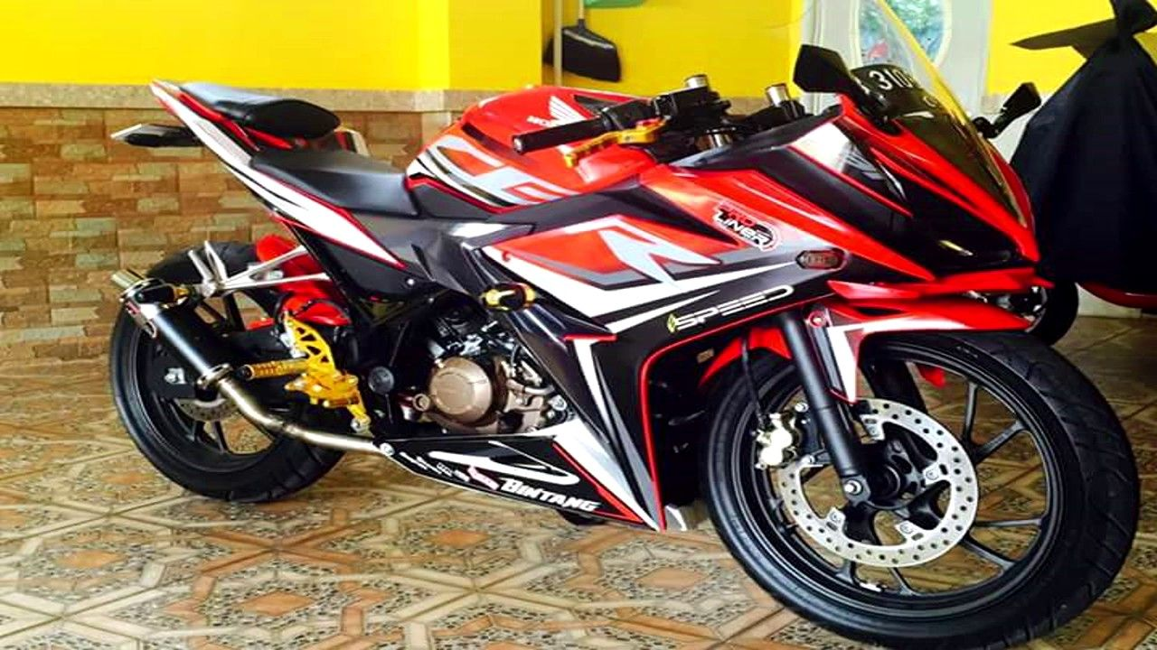 Modifikasi Motor Cbr 150 Keren Cbr Motorcycle Vehicles