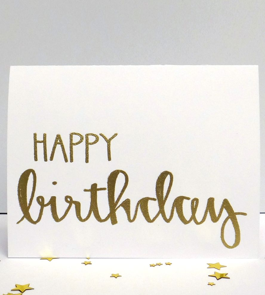 Happy Birthday To Colleague Based In South Africa