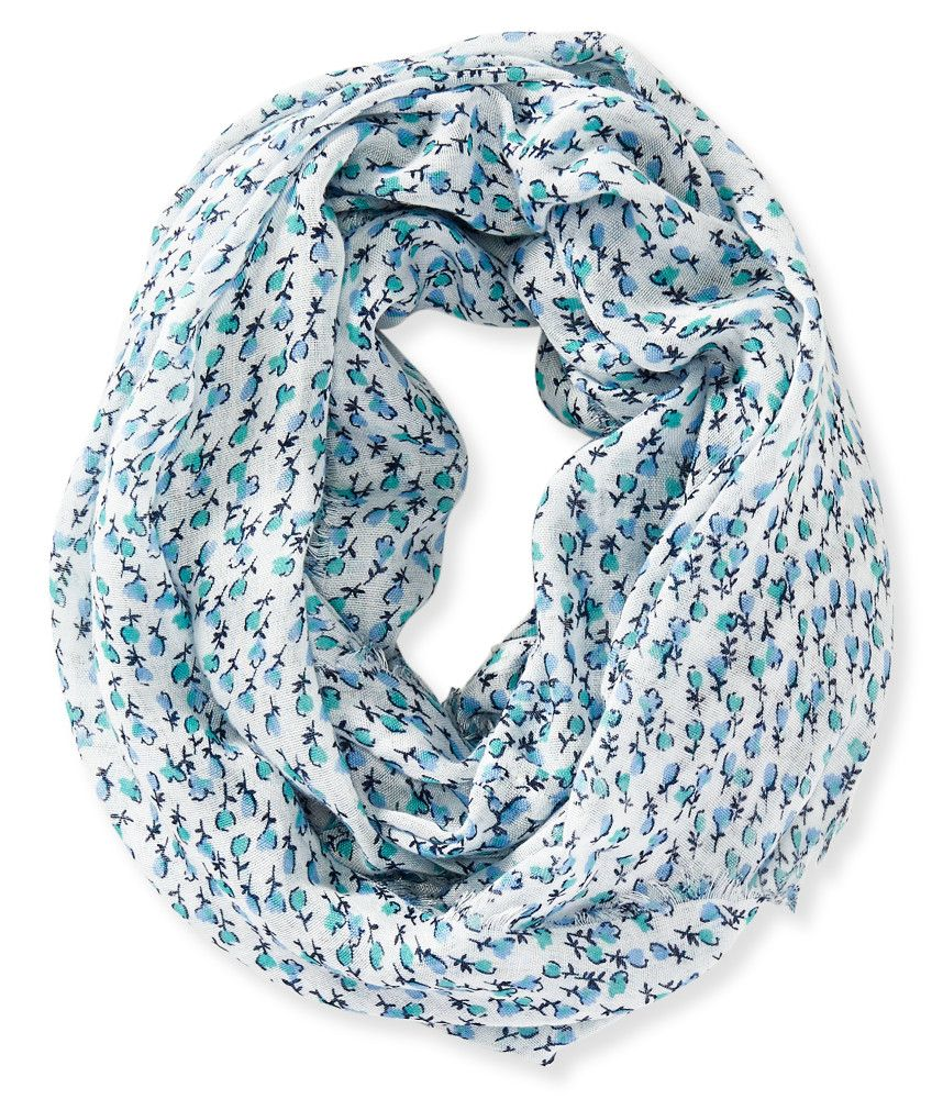 Ditsy Floral Infinity Scarf - Aeropostale, This scarf at the store was on sale for $12 and regular $29.50