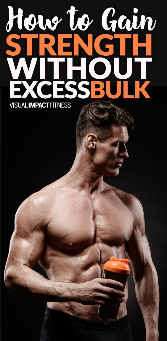 Increase Strength Without Getting Bulky Workout Shakes Post Workout Shake Good Pre Workout