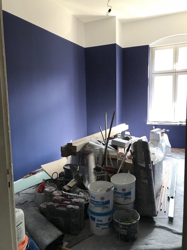 Umzug und Renovierung Diese Farben kommen an die Wand