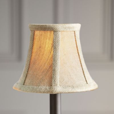 Brown, Clip On Chandelier, Lamp Shades | Lamps Plus
