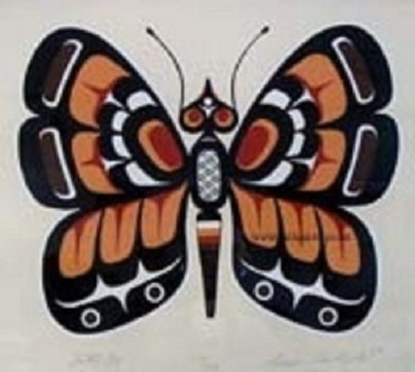 62cb59f7dce97 The Shoshone Butterfly Legend @ Ya-Native.com | Tattoos in 2019 ...