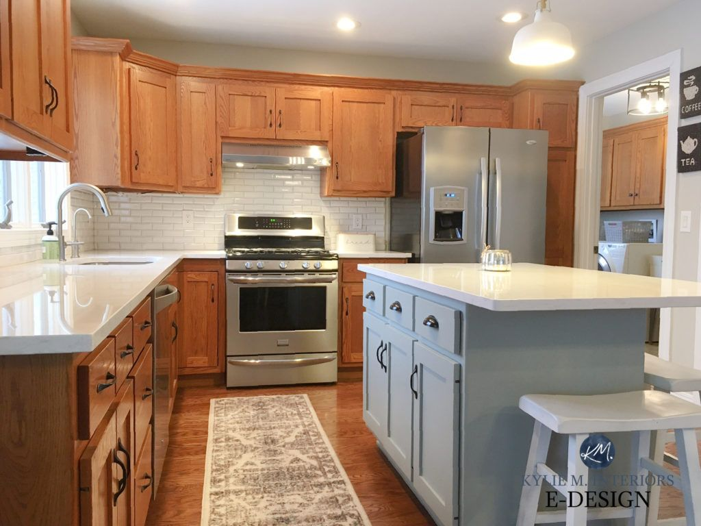 Update Oak Or Wood Cabinets Without A Drop Of Paint In 2021 Oak Kitchen Remodel Update Kitchen Cabinets Updating Oak Cabinets