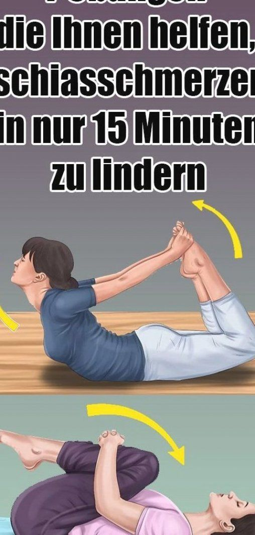 7   bungen die Ihnen helfen  Ischiasschmerzen in nur 15 Minuten zu lindern #fit #tips #before #and #...