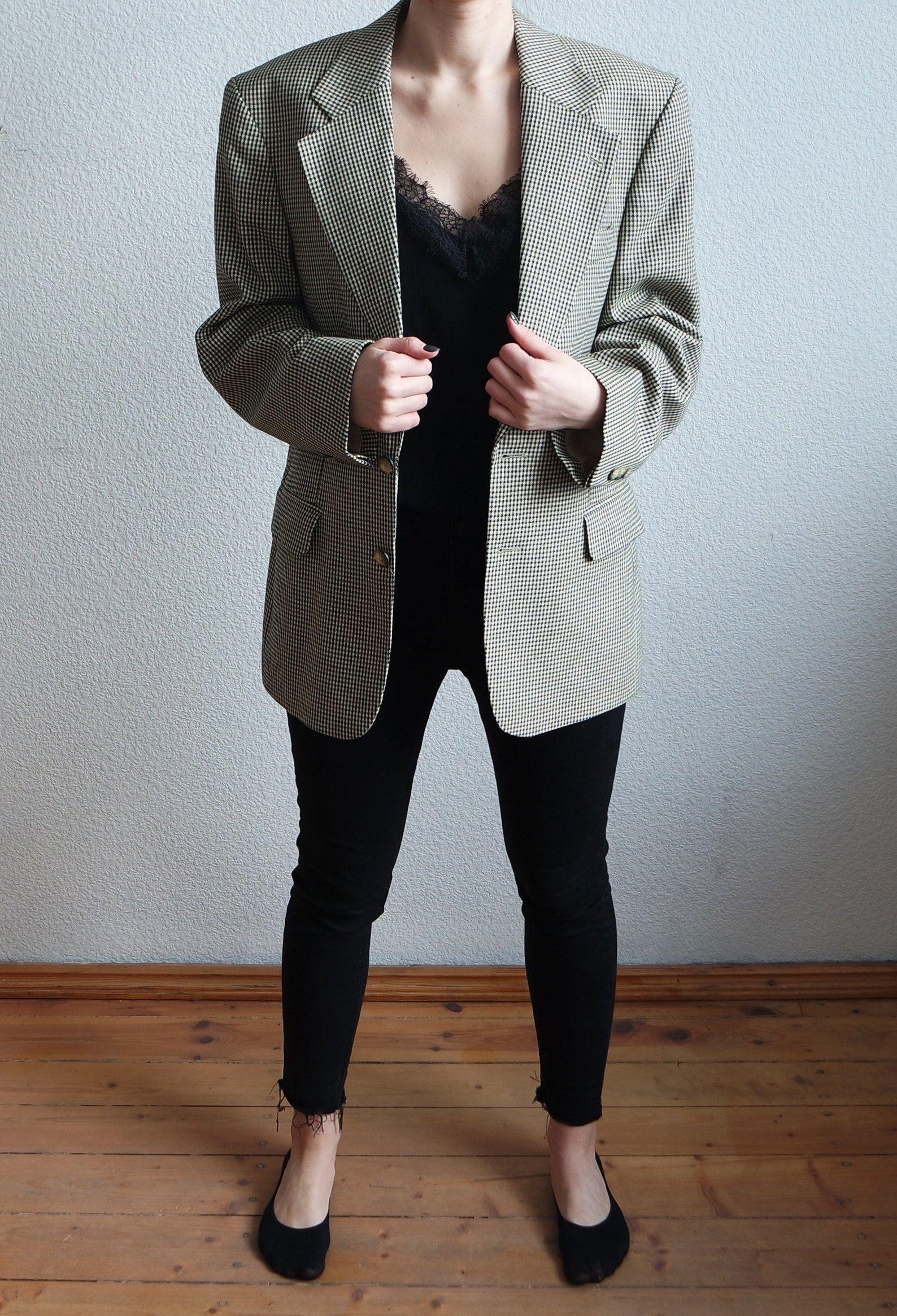 Vintage Velvet Jacket Beige Floral Womens Jacket Vintage Beige Velvet Coat Jacket Corduroy Blazer With Buttons Classic Short Jacket