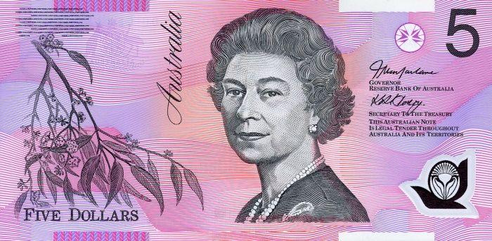 PUESTO Nº15: DÓLAR AUSTRALIANO (COMMONWEALTH DE AUSTRALIA)  Mundo