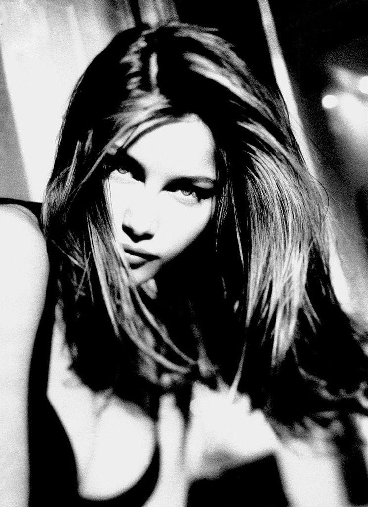 #idol  Laetitia Casta, love this shot