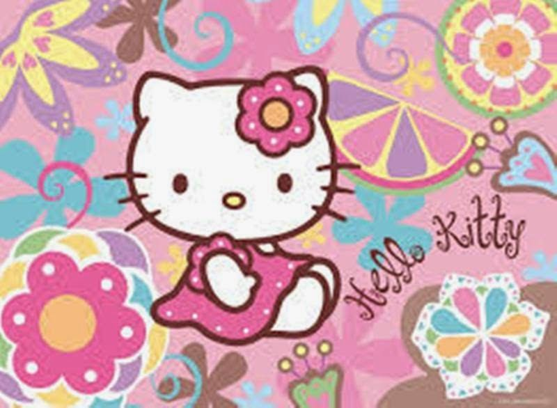 Gambar Hello Kitty Bergerak Untuk Wallpaper Di 2020 Anak Kucing Hello Kitty Lucu