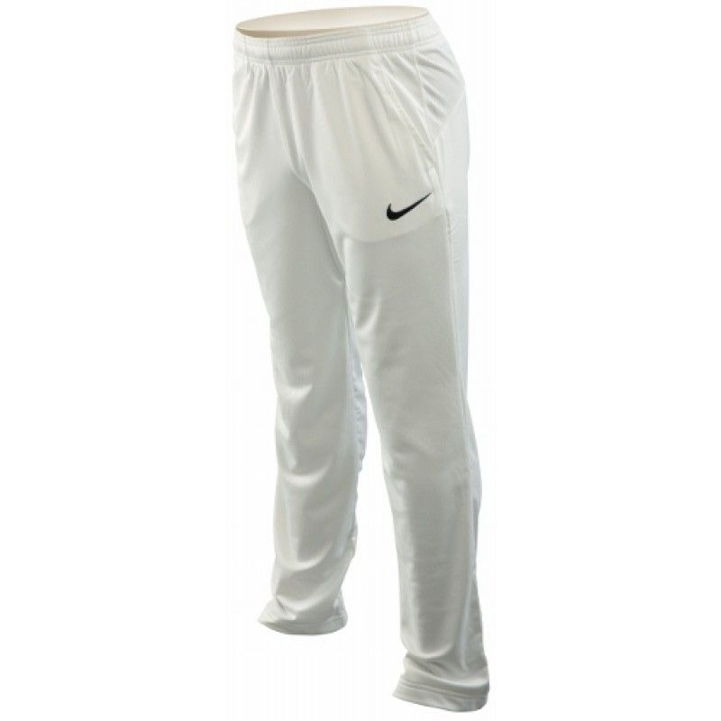 Nike cricket trousers.