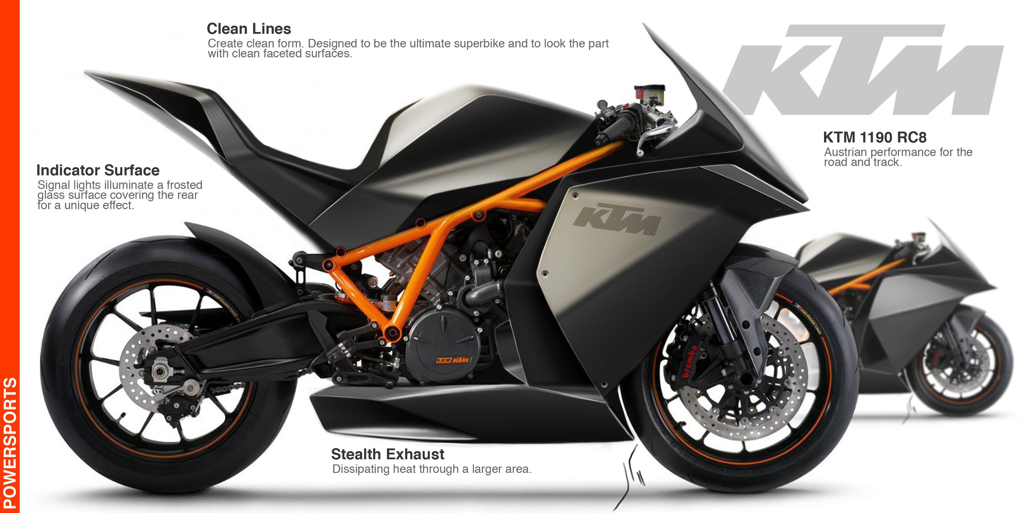 ktm 1190 rc8 | motorbikes design | pinterest | motorbikes