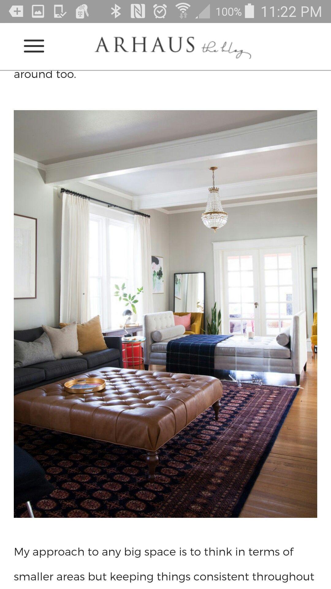 Super Pin By Sheri Nelson On I Love Home Big Living Rooms Creativecarmelina Interior Chair Design Creativecarmelinacom