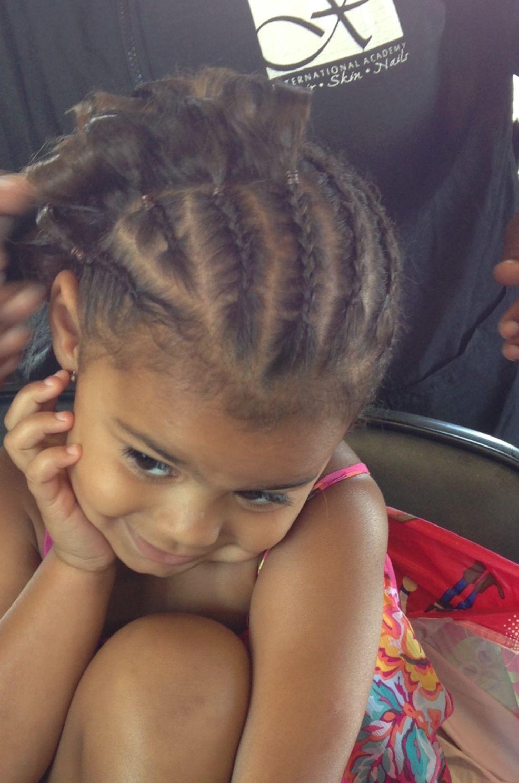 close up bi racial braids   biracial hair   mixed kids