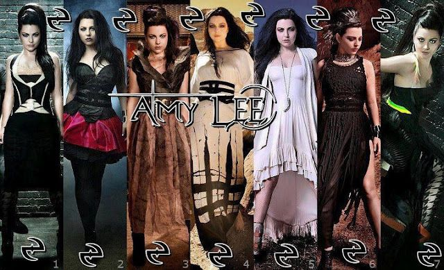 57 best Amy Lee Outfits images on Pinterest Amy lee evanescence
