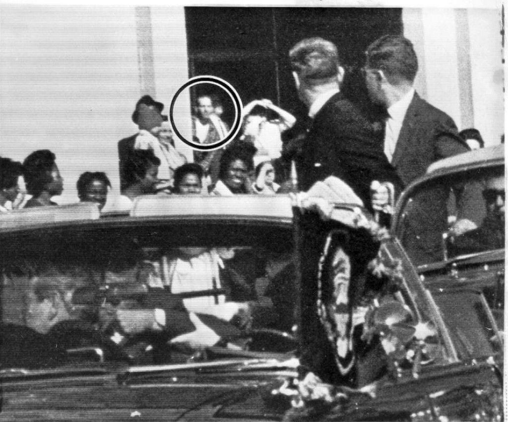 the conspiracy in the assassination of john f kennedy