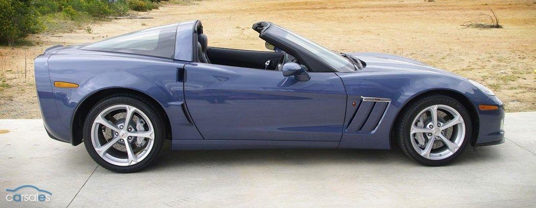 2011 Chevrolet Corvette Grand Sport MY12 Sports Automatic