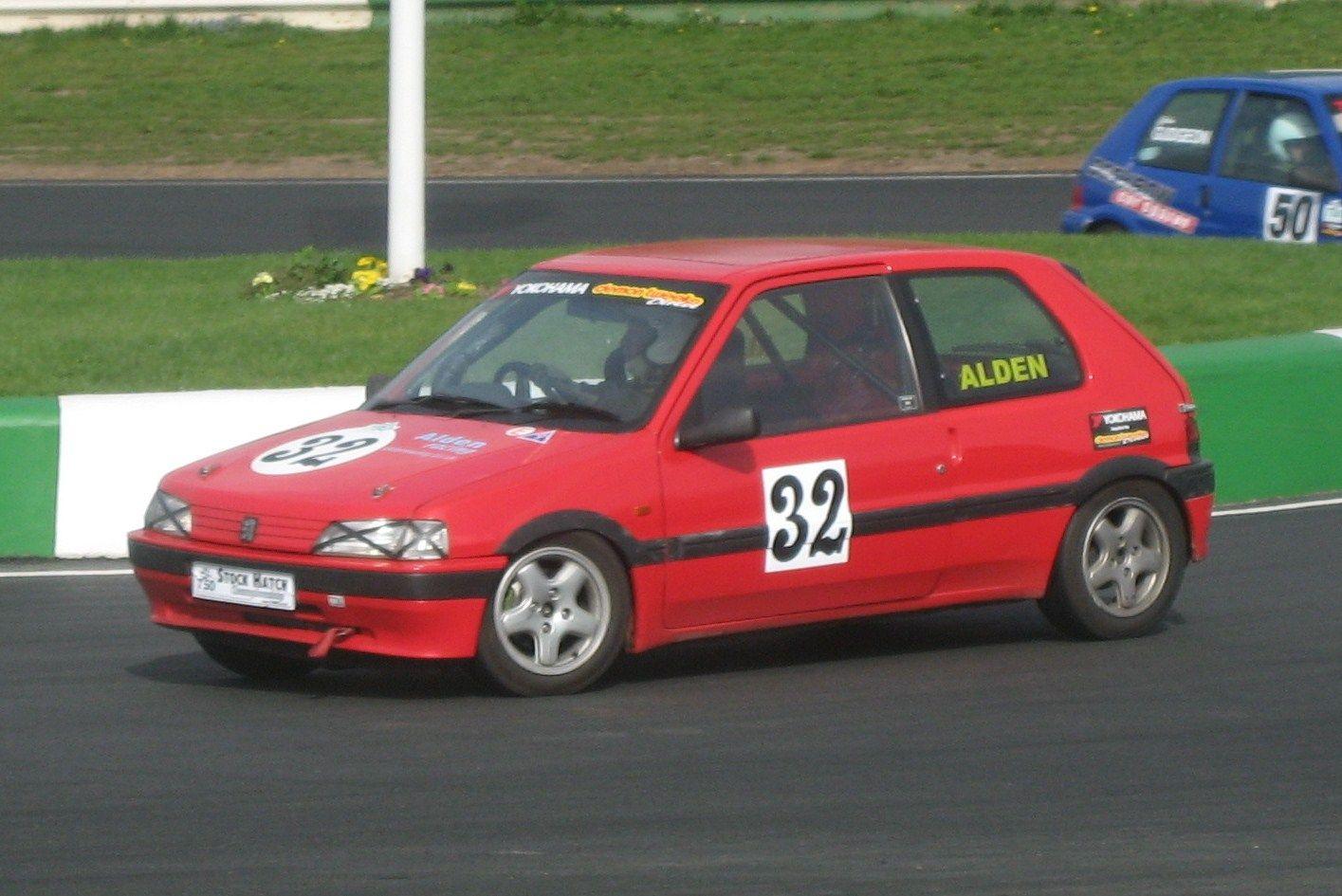 Peugeot 106XSi  (SHA)