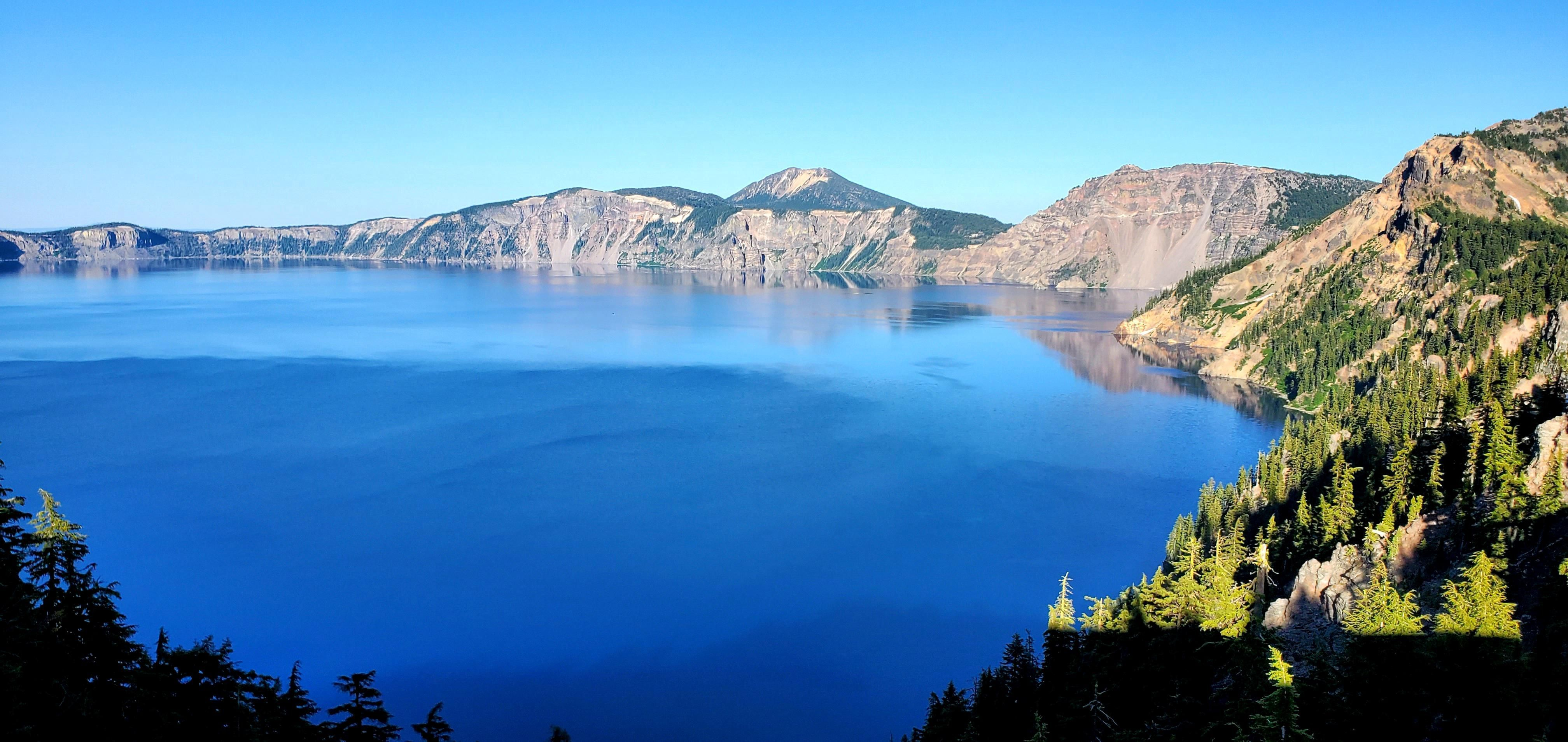 I am amazed by the blues of the water @ Crater Lake (Oregon). So worth the side-trip. #craterlakeoregon I am amazed by the blues of the water @ Crater Lake (Oregon). So worth the side-trip. #craterlakeoregon I am amazed by the blues of the water @ Crater Lake (Oregon). So worth the side-trip. #craterlakeoregon I am amazed by the blues of the water @ Crater Lake (Oregon). So worth the side-trip. #craterlakeoregon I am amazed by the blues of the water @ Crater Lake (Oregon). So worth the side-trip #craterlakeoregon