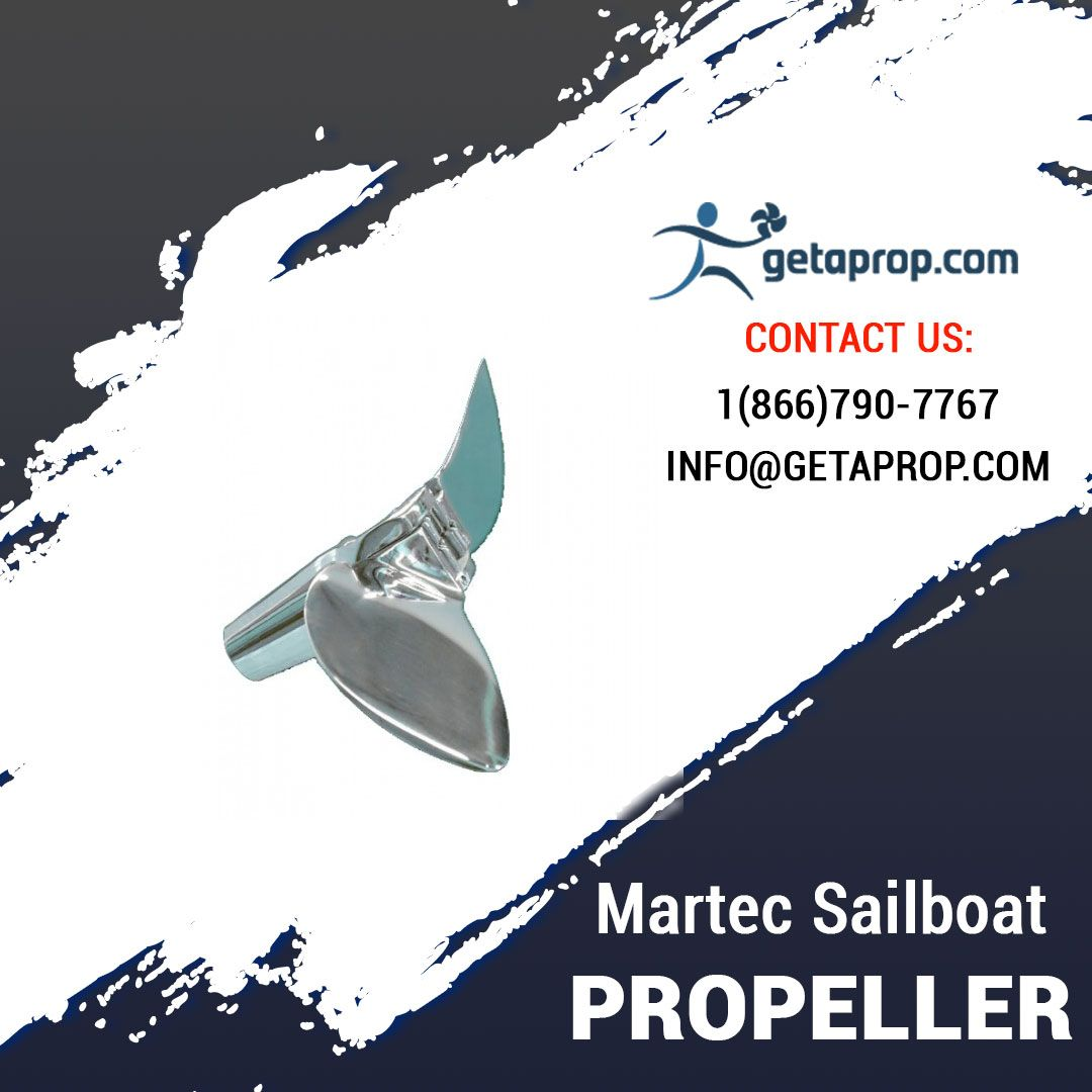 The only #1 reliable Martec #sailboatpropeller seller in town – Get