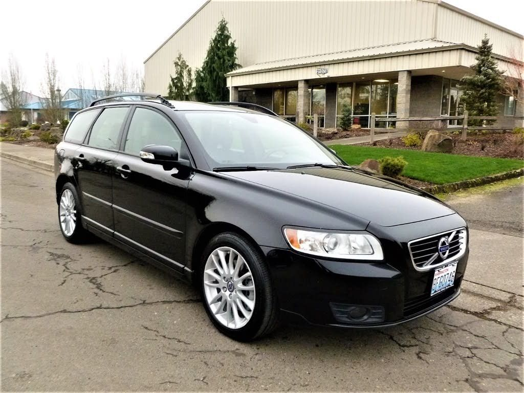 2011 Volvo V50 T5 7,350 (With images) Volvo v50, Used