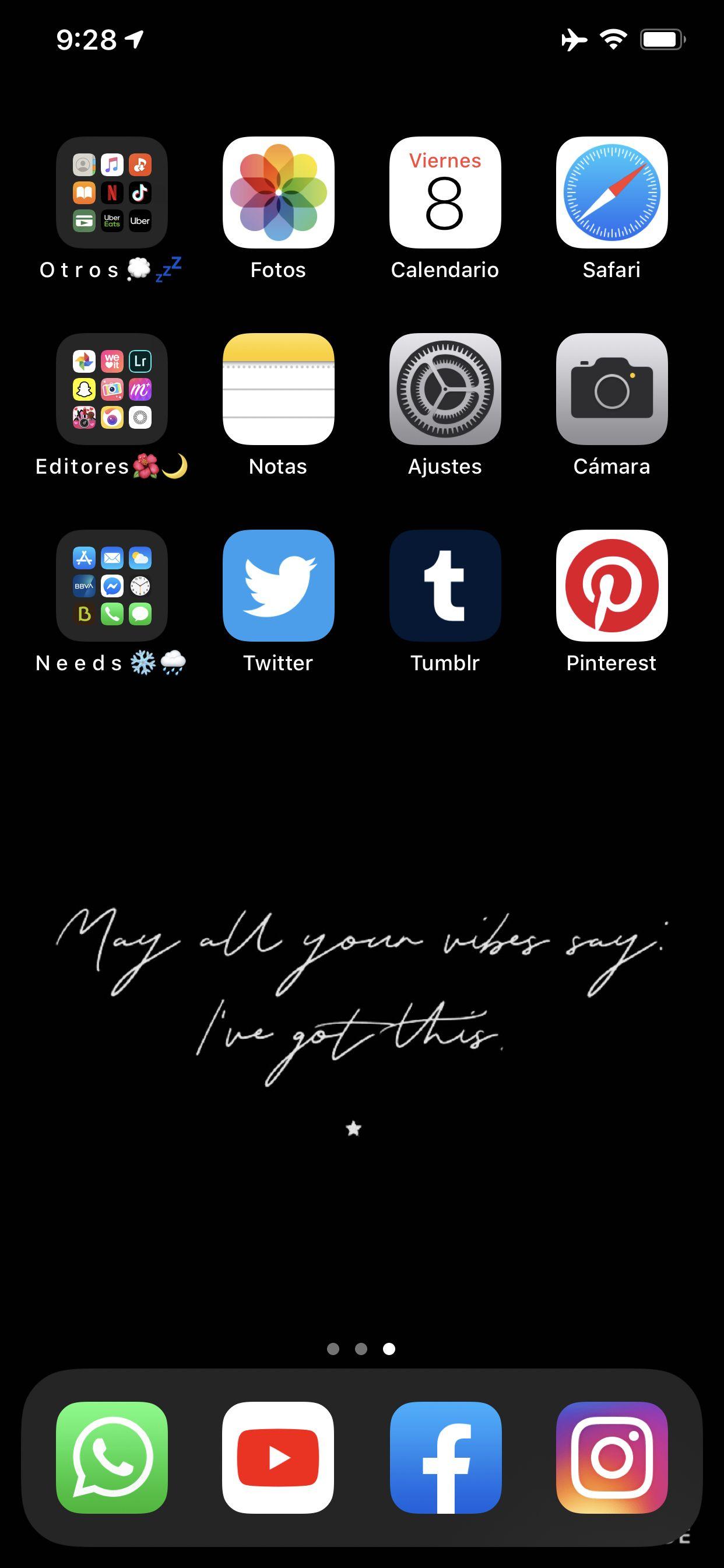 How I organize my iPhone em 2020 Aplicativos