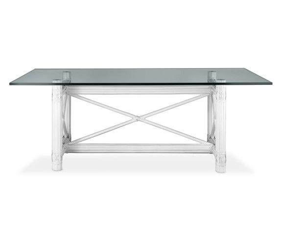 Drake Rectangular Dining Table, 44