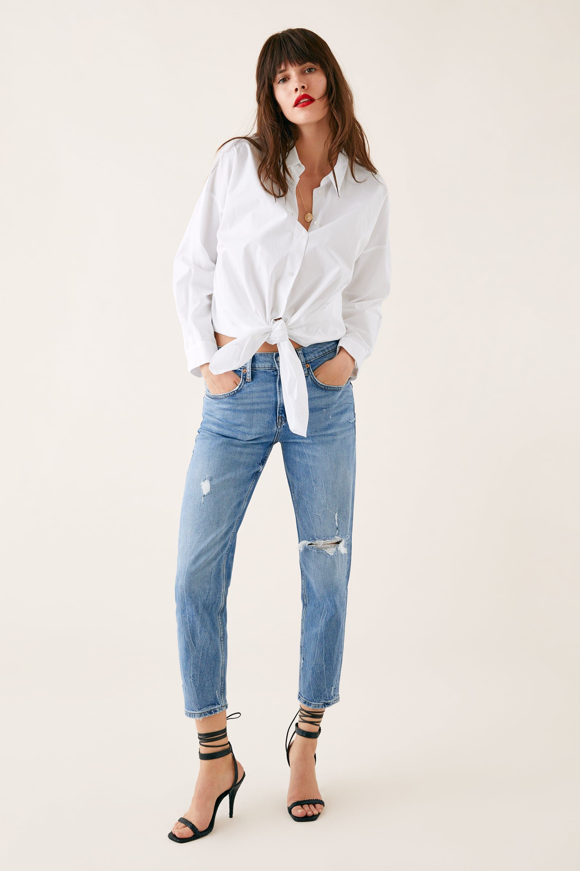 bf787fb3 Jeans zw premium slim boyfriend in 2019 | Spring19 | Boyfriend jeans ...