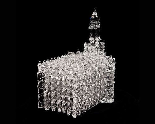 ... Glass LDS Temple, Wedding Cake Topper ...
