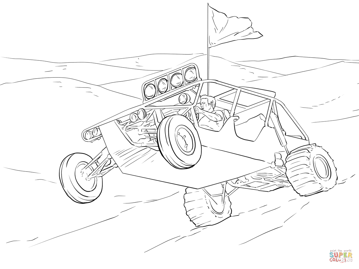 Dune Buggy Coloring Pages Truck Coloring Pages Cars Coloring Pages Tonka Truck