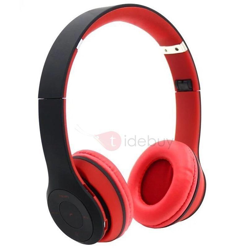 Tidebuy tidebuy wireless headset handsfree stereo