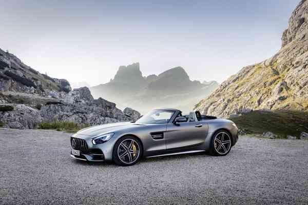 Schwaben Power Die Neuen Amg Gt Mercedes Benz Amg Mercedes Benz Und Benz