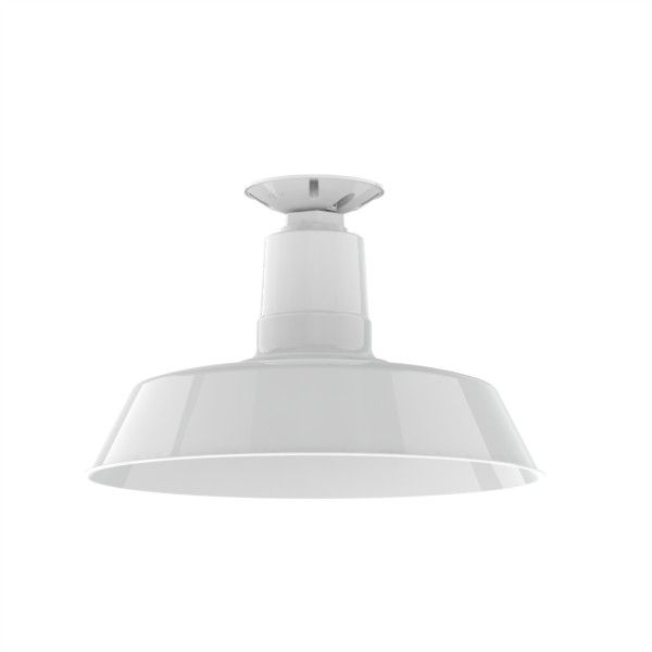 Kitchen Sink Light Fixtures: FOR ABOVE KITCHEN SINK Original™ Flush Mount Pendant Light