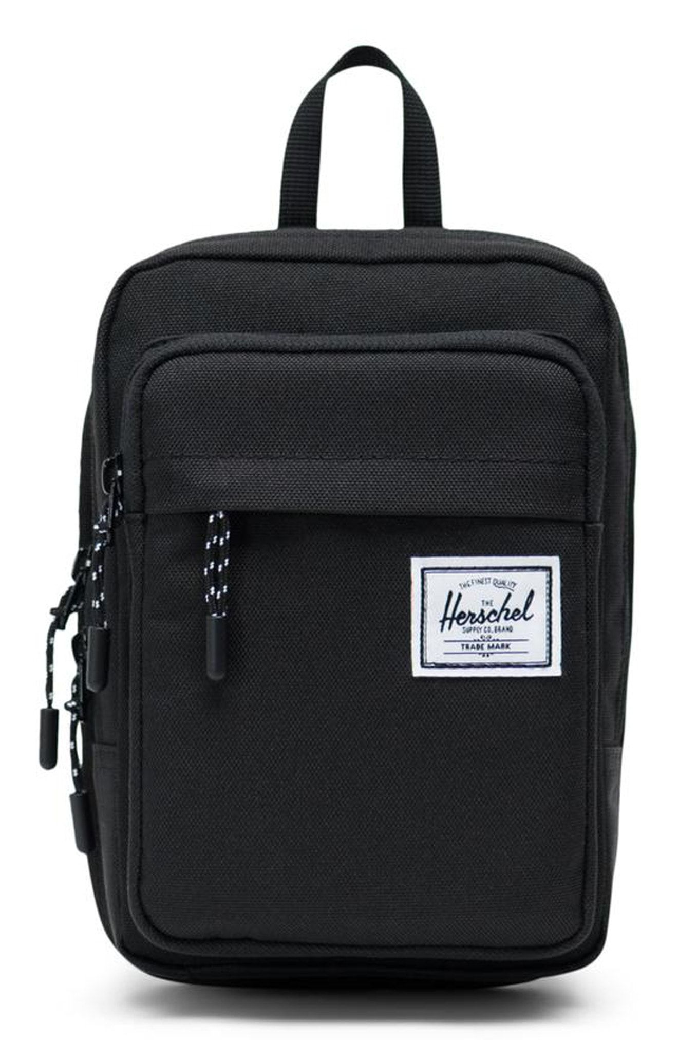 c9664982347b HERSCHEL SUPPLY CO. LARGE FORM SHOULDER BAG - BLACK.  herschelsupplyco.   bags  shoulder bags
