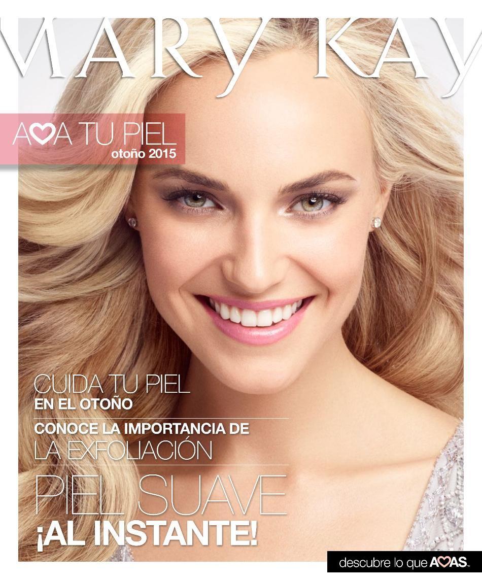 Mira los productos estupendos que encontré en el folleto digital Mary Kay®!
