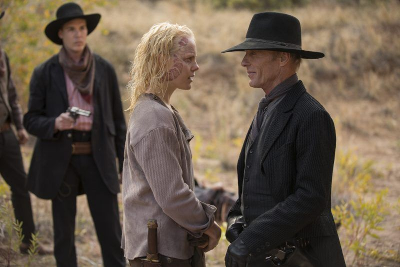 Westworld Peels Off Layers For Man In Black William And Ford