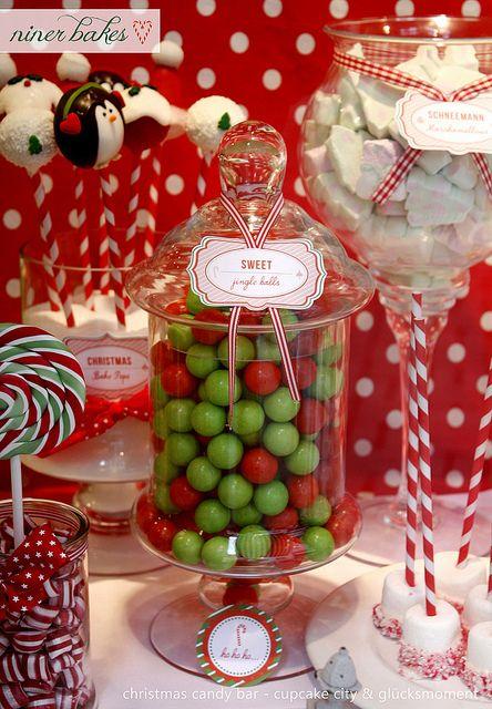 Tremendous Christmas Candy Bar Sweet Table Joyous Christmas Download Free Architecture Designs Oxytwazosbritishbridgeorg