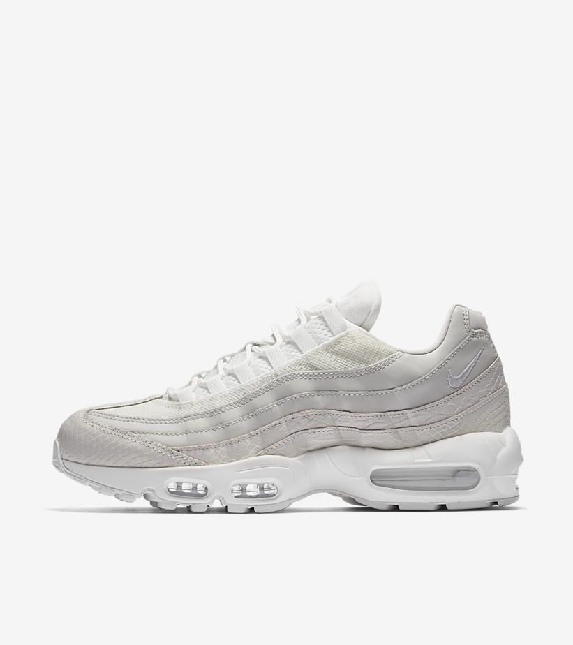 AIR MAX 95 'SUMMIT WHITE' | Sneakerhead | Nike outfits